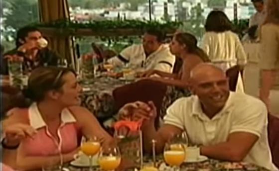 Manuel Landeta en Televisión